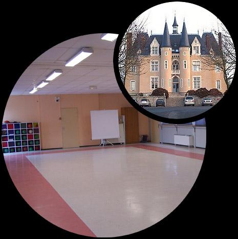 Salle de krav maga Rennes Espace des deux rives